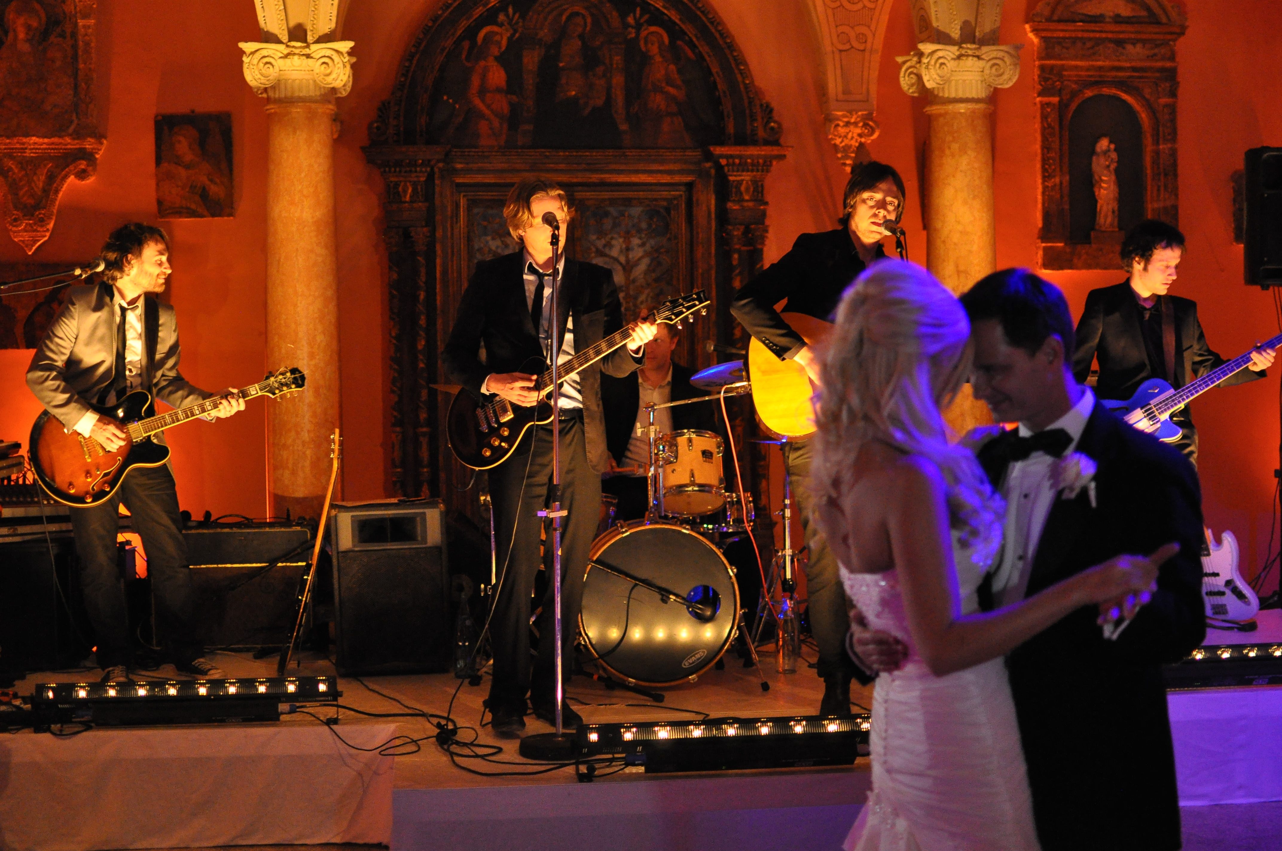 Wedding Dance Bands 15 Good french riviera wedding band