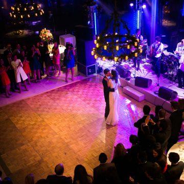 Wedding band French Riviera