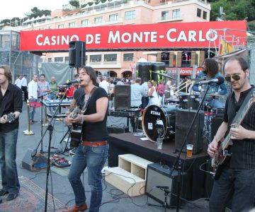Corporate event/Monaco Grand prix